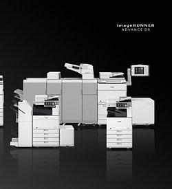 Canon Black & White Multi-Function Printers/Copiers