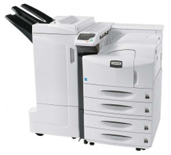 51 PPM Kyocera B/W FS-9530DN from RYAN Business Systems in Connecticut