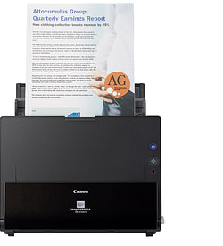 DRC225II Scanner