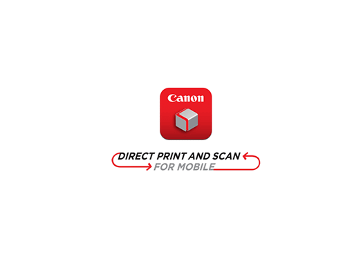 Canon Direct Print and Scan for Mobile